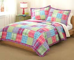 Plaid Twin Quilt Set Plaid Twin Quilts Pink Purple Patchwork Teen ... & Plaid Twin Quilt Set Plaid Twin Quilts Pink Purple Patchwork Teen Girl Bedding  Twin Full Queen Adamdwight.com