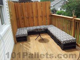 pallet furniture patio. pallets patio outdoor furniture pallet