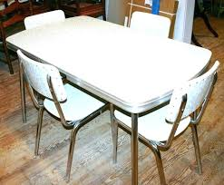 retro kitchen table set attractive dinette sets for your interior decor home with and chairs winnipeg