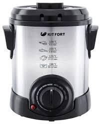 <b>Фритюрница Kitfort KT-2009</b> — купить по выгодной цене на ...