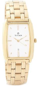 buy and compare titan nh1163ym02 analog watch for men online titan nh1163ym02 analog watch for men