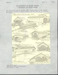 the folklore paper collection a cabinet of curiosities na photographs or other items related to the paper s subject one such paper written on the kennedy family who built covered bridges in na