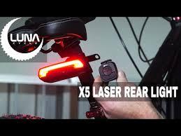 REVIEW: Meilan X5 Smart <b>Bike</b> Light (Laser + <b>LED Turn Signals</b> ...