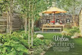 better homes and garden magazine. Brooklyn NYC Garden Design Featured In Better Homes And Gardens Magazine R