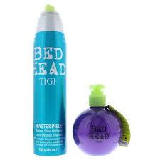 tigi bed head pump d and polished gift set parallel import