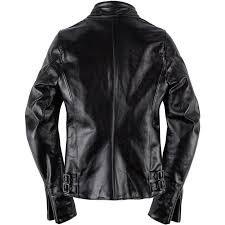 dainese chiodo 72 lady leather jacket black 2