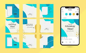 Are you looking for instagram frame design templates psd or ai files? Premium Vector Instagram And Facebook Square Frame Puzzle Poster Social Media Post Banner For Fashion Sale Promotion