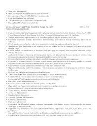 Procurement Administrator Sample Resume | Nfcnbarroom.com