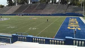 Cefcu Stadium Section 107 Home Of San Jose State Spartans
