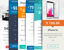 Pricing Table Templates Ap Pricing Tables Responsive Pricing Table Builder Plugin