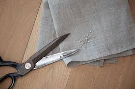 how to make your own linen napkin