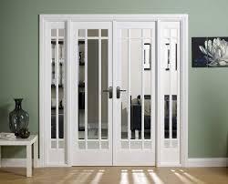 image of cute interior glass doors