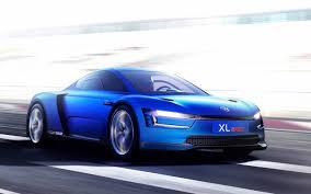2014 Volkswagen XL Sport Concept ...