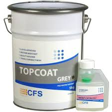 roofing top coat flowcoat mid grey choose size