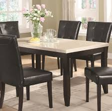 Faux Stone Dining Table