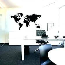 Wall World Map With Pins Global Wall Art Global Wall Art Global Wall