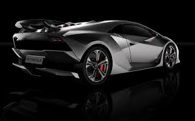 lamborghini sesto elemento back water car