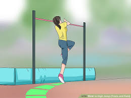 Track And Field Conversion Chart How To High Jump Track And Field 15 Steps With Pictures