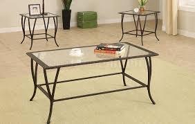 best glass metal coffee table glass metal coffee table full furnishings