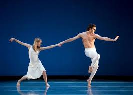 "Boston Ballet, Sylvia Deaton and Yuri Yanowsky in Martins' ""Barber ..."