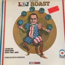 Eddie Schaffer – Kermit Schafer Presents LBJ Roast (1966, Vinyl ...
