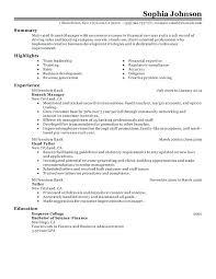 Bank Branch Manager Resume Mesmerizing Banking Sample Resume Customer Service Manager Job Description