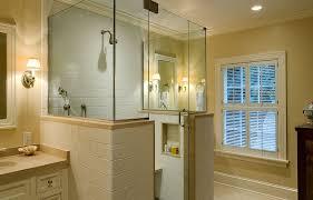 Traditional half bathroom ideas Bathroom Design Traditional Half Bathroom Ideas Eskayalitim Arts And Crafts Bathroom Lighting Eskayalitim