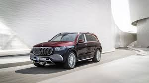 As well as other luxurious cars, this premium suv provides an interesting infotainment system. 2021 Mercedes Maybach Gls 600 Is Benz S Latest Rolling Living Room