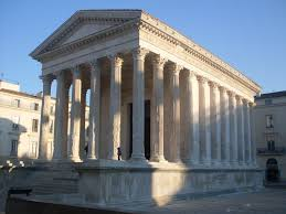 Roman temple - Wikipedia