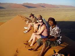 namibian explorer safari tour 14 days