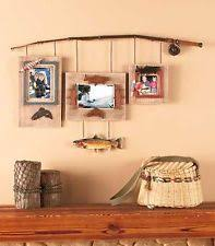 FISHING Outdoorsmen's <b>Hanging</b> Frame Photos Pictures Home ...