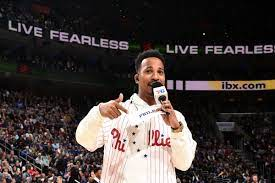 Exclusive Interview with Sixers In-Arena Host Christian Crosby - Liberty  Ballers