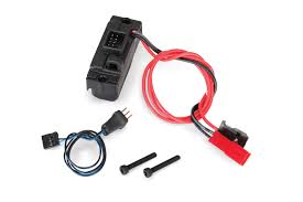 traxxas led lights power supply 3 in 1 wire harness for trx 4 ford 4.6 wiring diagram at 4 6 3v Wiring Harness