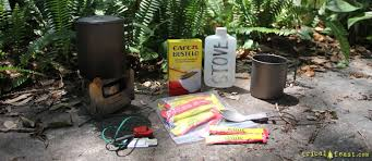 Preparation is quick and easy: Busting A Move With Bustelo Instant Coffee Packetstribal Feast The Ultimate Guide To Adventure Picnicking