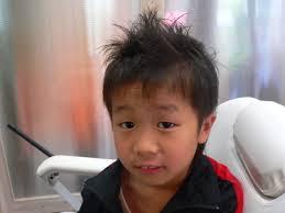 ヘアーシェルター ブログ 子供学生の髪型特集