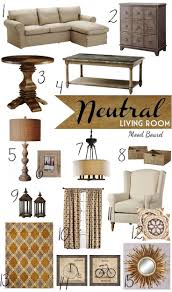 Overstock Living Room Furniture 1000 Ideas About Neutral Living Room Furniture On Pinterest