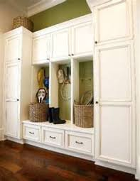 Foyer Storage Solutions on Storage Solutions Custom Cabinetry Millwork