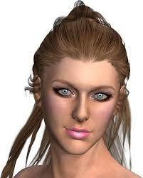 character creator cosmetic design