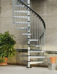Best Spiral Staircase Metal Outdoor Spiral Staircase Exterior Stairs