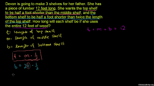 systems of equations with elimination sum difference of numbers khan academy