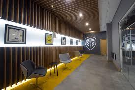 absolute office interiors. leeds united football club offices u2013 absolute office interiors
