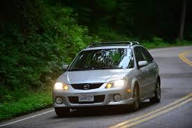 2003 Mazda Protege5 Check Engine Light