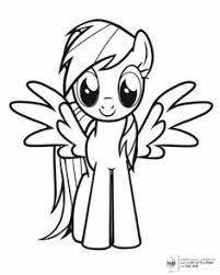 Small Picture my little pony coloring pages Google MY LITTLE PONY