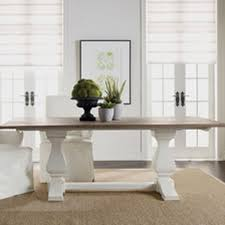 white and black dining room table. Cameron Rustic Dining Table White And Black Room
