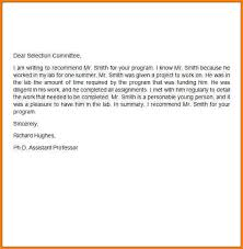 job re mendation letter sample from employer job re mendation letter image 22