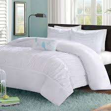 elegant mizone mirimar twin comforter set white free all white bedding sets prepare