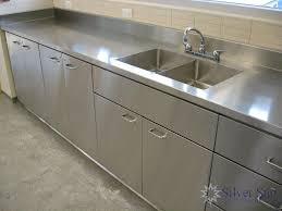 Stainless Steel Kitchen Commercial Stainless Steel Kitchen Cabinets
