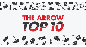 Top Promotional Top Ten 2018 Promotional Products Arrow Promotional