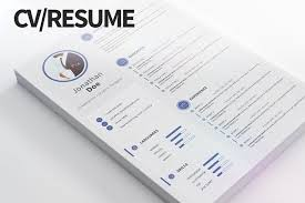 Resume Modern Temp Resume Templates Design Cv Resume Modern And Clean