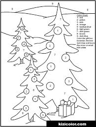 Make your world more colorful with printable coloring pages from crayola. Christmas Trees Christmas Color By Numbers Kizi Free 2021 Printable Super Coloring Pages For Children Christmas Super Coloring Pages